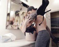 Milf Üvey Anne Porno Üvey Oğlunun Koca Yarrağını Köklüyor