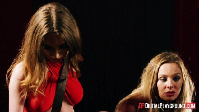 Azgın Kızlar Köle Oluyor