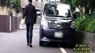 Şoförü Adamla Arabada Sikişti