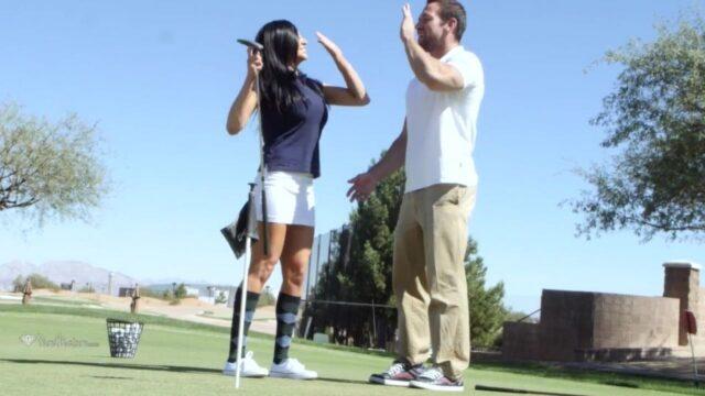 Golf Hocası Sert Sikiyor